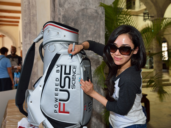 Aimee Garcia :: Photo Courtesy of  David Ortiz Children's Fund