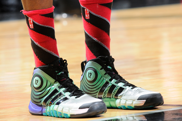 Dwight Howard, Rockets: Adidas. (D. Clarke Evans/Getty Images)