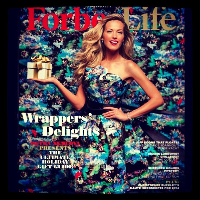 @pnemcova: So honored to be the #gift on @ForbesLife cover  and lounch @BeTheLightNY NEW #MadeInPeru #collection of amazing baby #Alpaca #blankets & #pillows on #ForbesLife. Holiday #gifts #ThrowbackThursday #Forbes