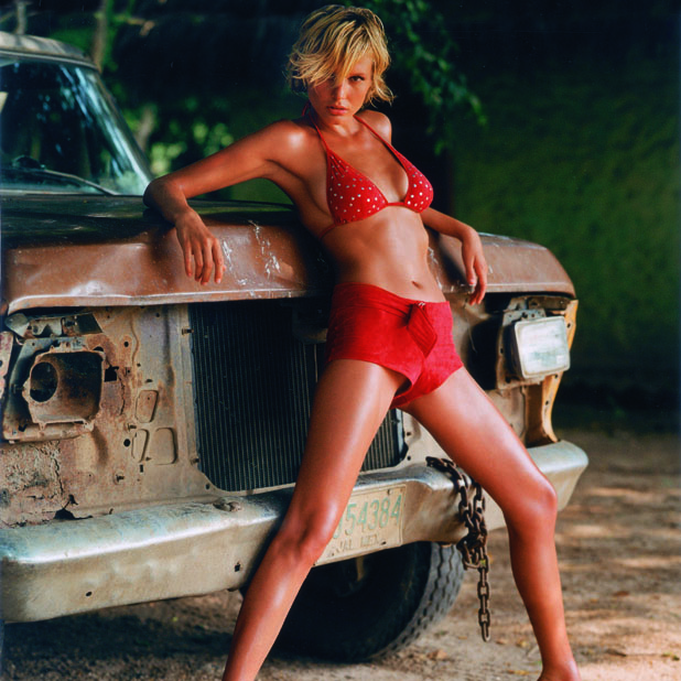 Mexico, 2002  ::  Jeff Bark/SI