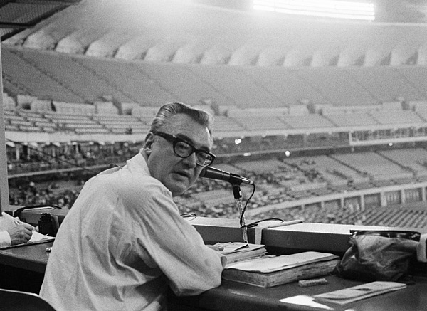 Harry Caray :: AP
