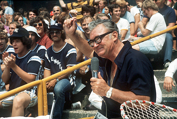 Harry Caray :: Walter Iooss Jr./SI