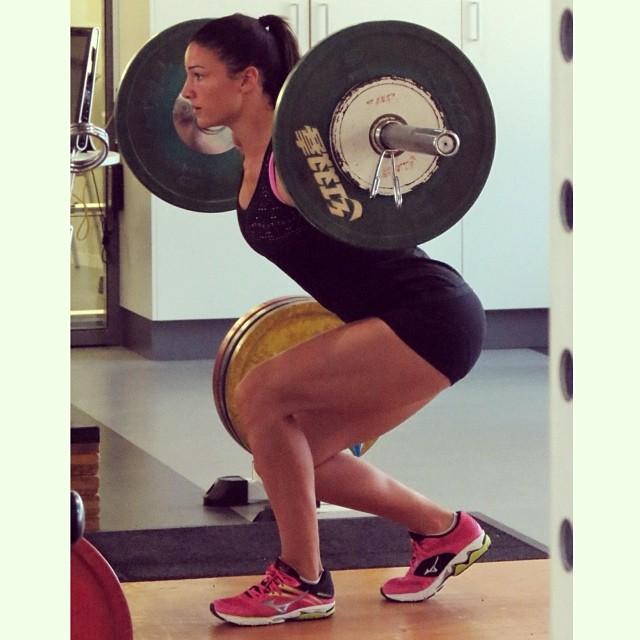 @mjenneke93: Good gym session this morning  #gym #squat #work