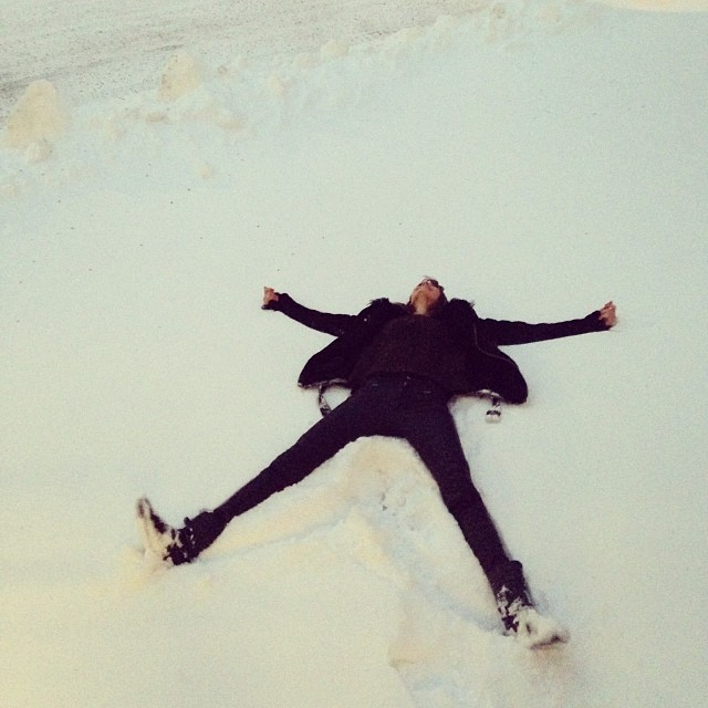 @kenzafourati: Storm Sven. Southern Sweden.