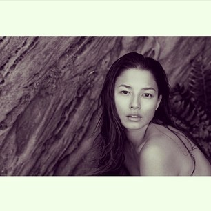 @iamjessicagomes I absolutely love shooting with my beautiful & talented friend @daniellarech always so raw & simple. Thank you Dan...
