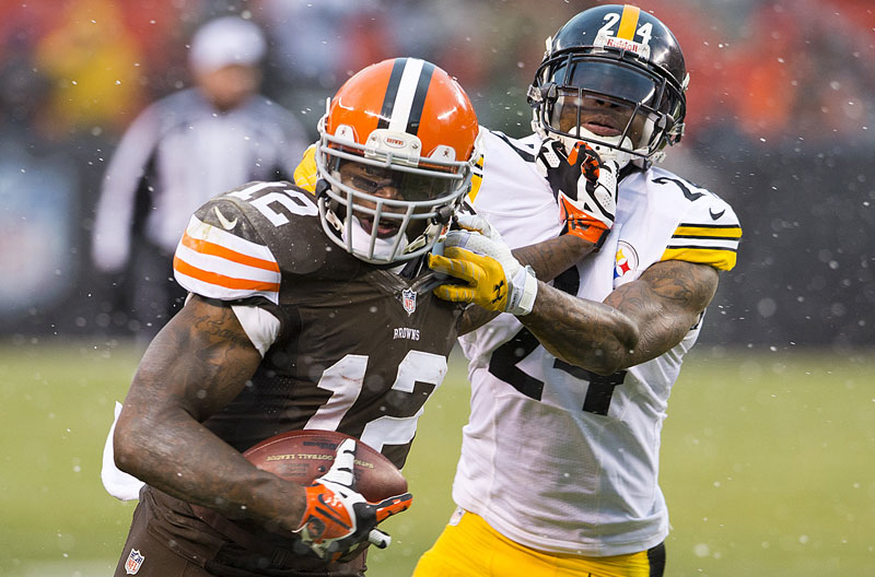 official photos b365e 1103b Josh Gordon posting breakout year despite Cleveland Browns ...