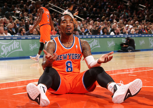 J.R. Smith :: Getty Images