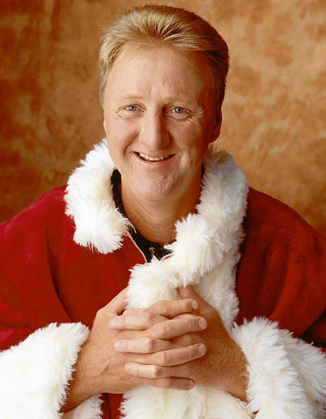 Larry Bird :: Getty Images