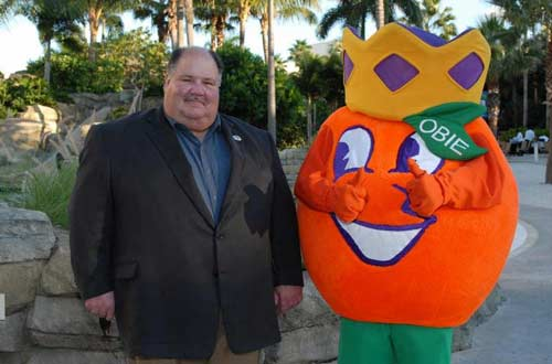 1. Obie (Orange Bowl): The one on the right.