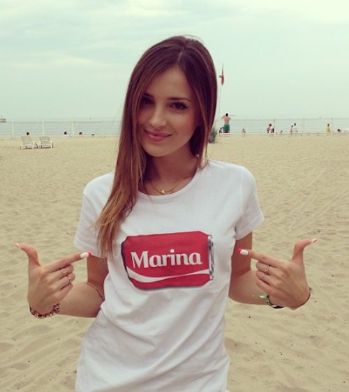 Instagram :: MarinaOfficial