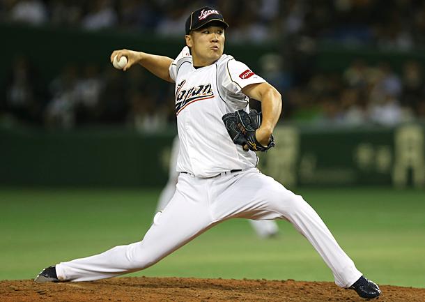 Report: Rakuten Golden Eagles of NPB to post ace Masahiro Tanaka