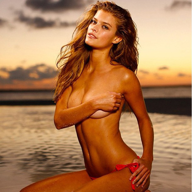 What 2013 looked like for Nina Agdal