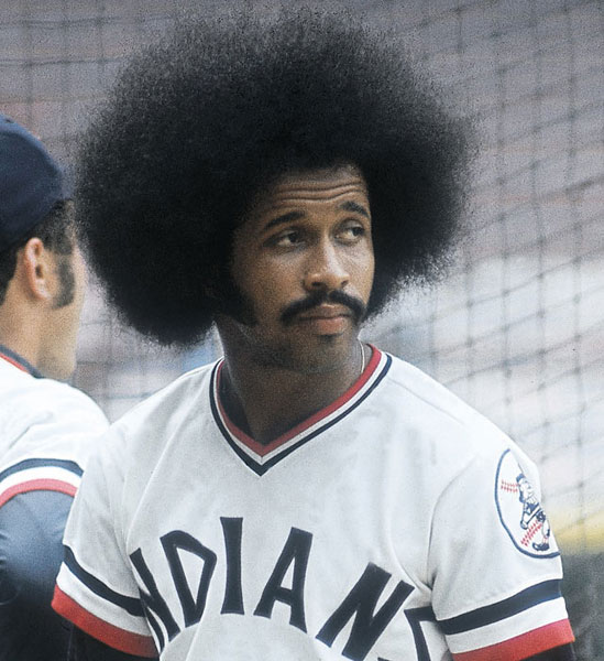 Oscar Gamble :: Walter Iooss Jr./SI