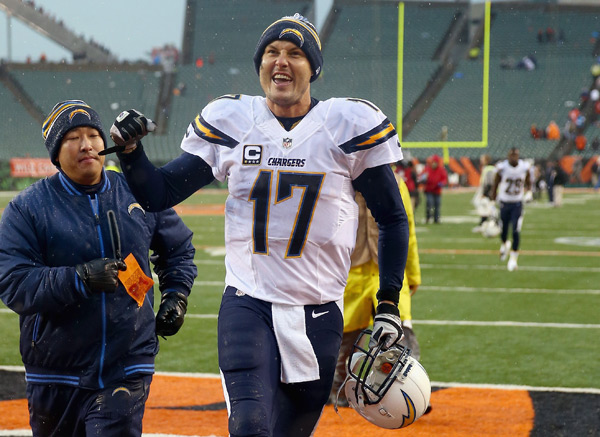 Philip Rivers :: Getty Images