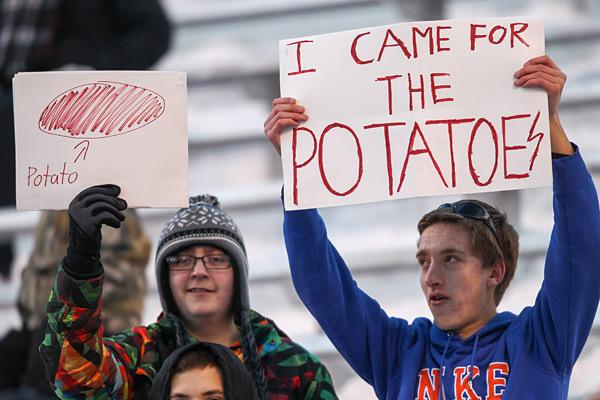 San Diego State v Buffalo :: Steve Conner/Icon SMI