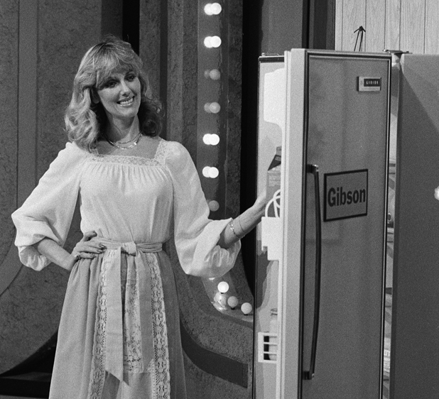 Don't be ashamed to flirt with a kitchen appliance  ::  CBS Photo Archive