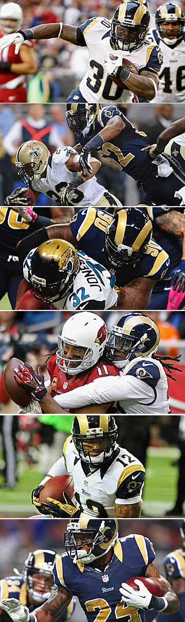 Arizona Cardinals vs. St. Louis Rams :: Bruce Yeung Photography