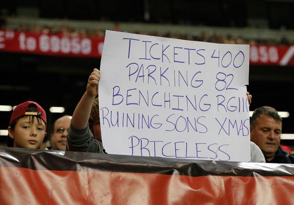 Washington Redskins :: Getty Images