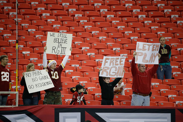 Washington Redskins :: AP