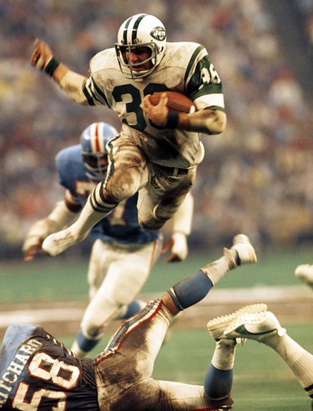 John Riggins (1972) :: Neil Leifer/SI