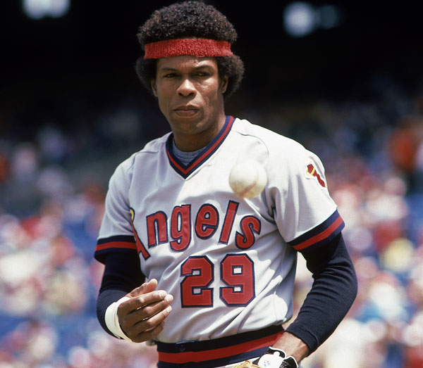 Rod Carew :: Getty Images