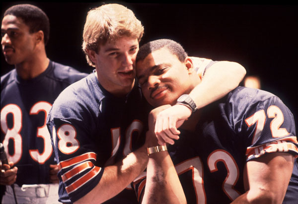 Mike Tomczak and William Perry :: Getty Images