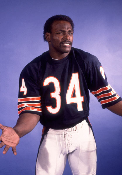Walter Payton :: Getty Images