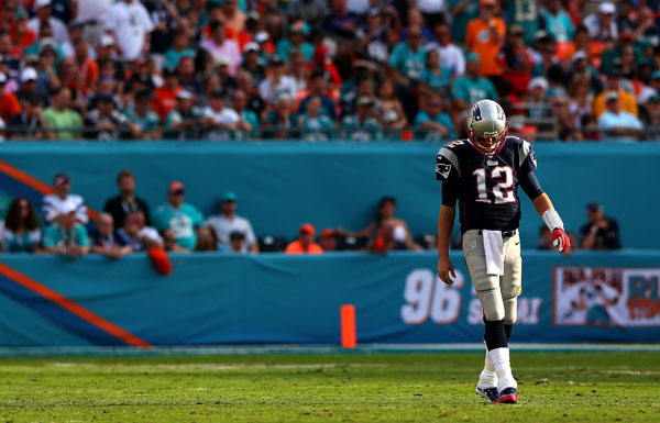 Tom Brady :: Getty Images