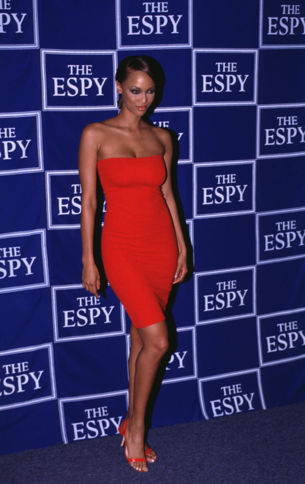 At the ESPYs, 1996  ::  Mari Sarai/WireImage