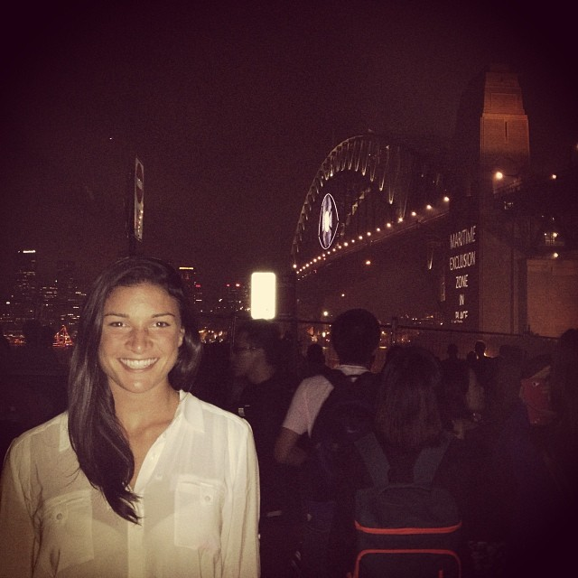 @mjenneke93: Happy New Year!!!  With love, from Sydney ️ #nye #sydney#sydneyharbourbridge #newyears #2014
