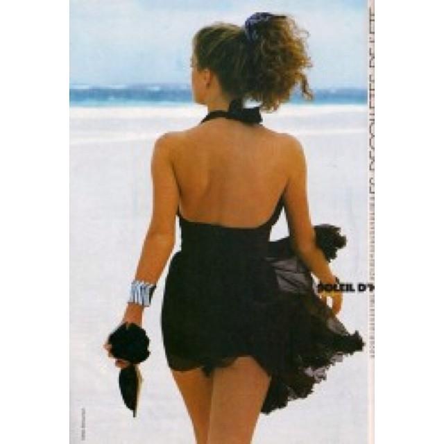 @rachelhunterx: Tbt...Elle Magazine