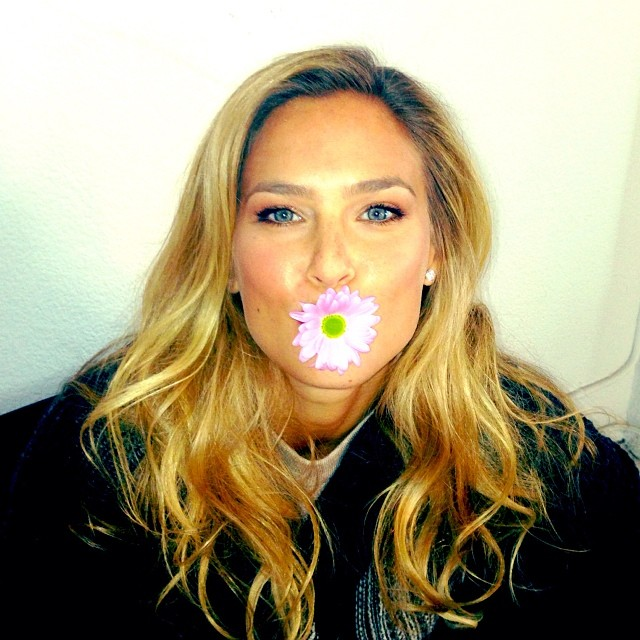 @barrefaeli: Kiss