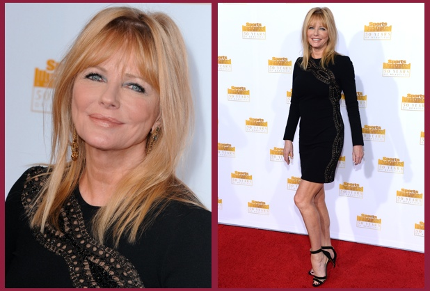 Cheryl Tiegs  ::  WireImage; Getty Images