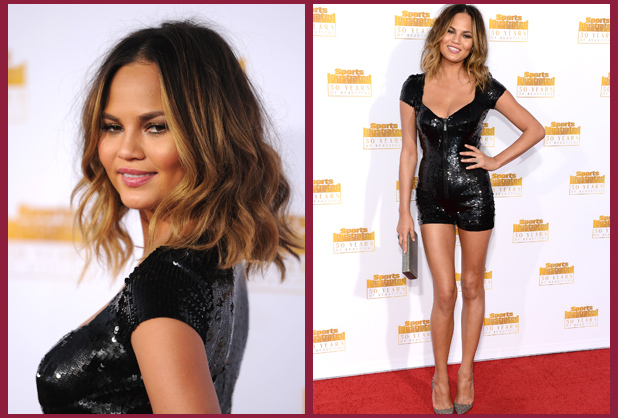 Chrissy Teigen  ::  WireImage; Getty Images