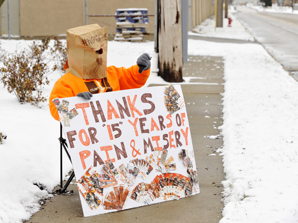 Cleveland Browns fan :: Nick Cammett/Diamond Images/Getty Images