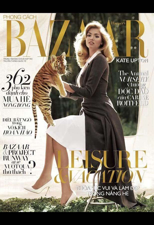 MAY: Harper's Bazaar (Vietnam) by Sebastian Faena