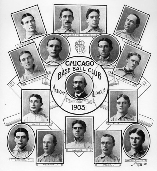 Chicago Cubs (1903) :: Getty Images