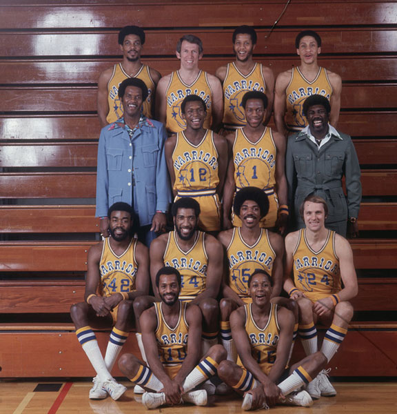 Golden State Warriors (1975-76) :: Neil Leifer/SI