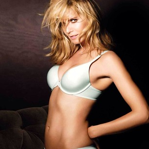 @heidiklum Photo blast from the past: Always loved and still do.... @VictoriasSecret