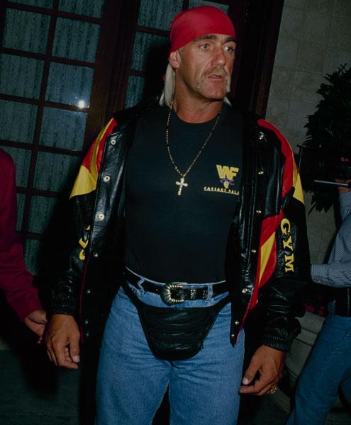 Hulk Hogan :: Getty Images