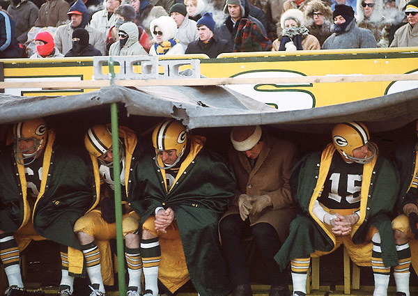 Packers 49ers Wild Card Matchup Could Be Coldest Game In