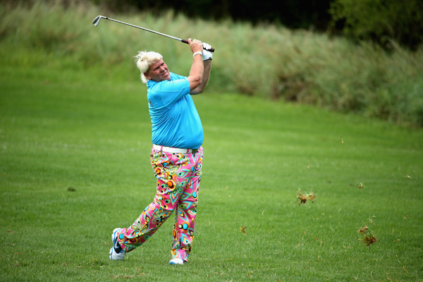 John Daly :: Getty Images