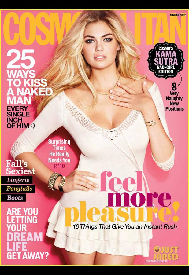Cosmopolitan (US), November 2012