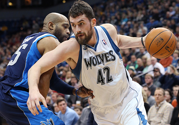 Kevin Love :: Getty Images
