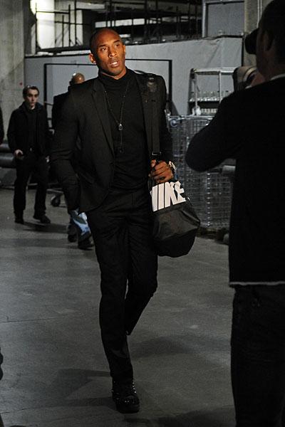 Kobe Bryant :: Getty Images