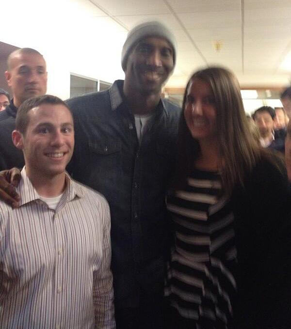 Kobe Bryant :: @bradfad