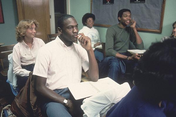 Michael Jordan :: Lane Stewart/SI