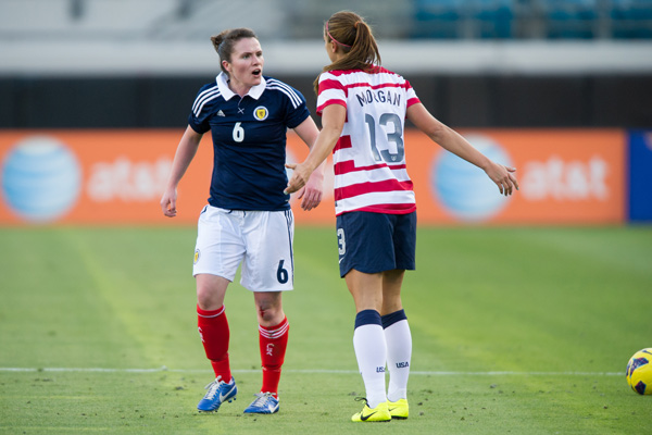 February 9, vs Scotland :: Getty Images