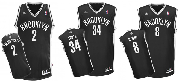 reputable site 23c9c 08031 Heat unveil 'nickname jerseys' for LeBron James, Dwyane Wade ...