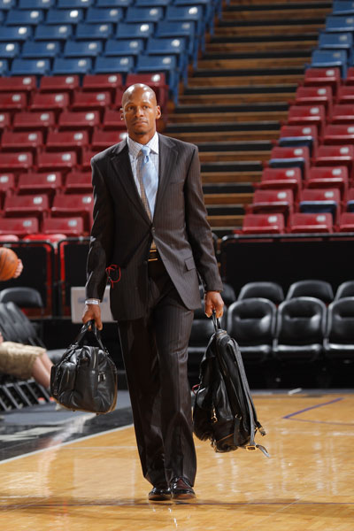 Ray Allen :: Getty Images